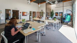 Coworking Environment